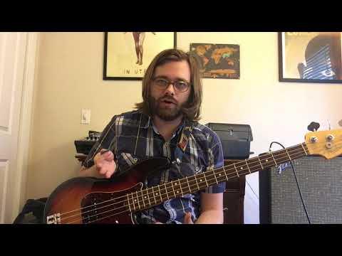 Nirvana - Dive Bass Lesson