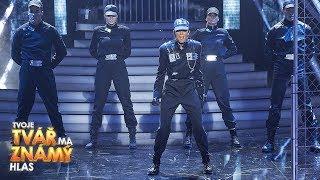 Jitka Boho jako Janet Jackson