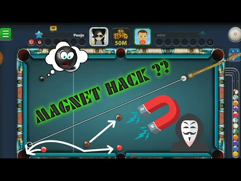 8 Ball Pool game Hacked by Miniclip