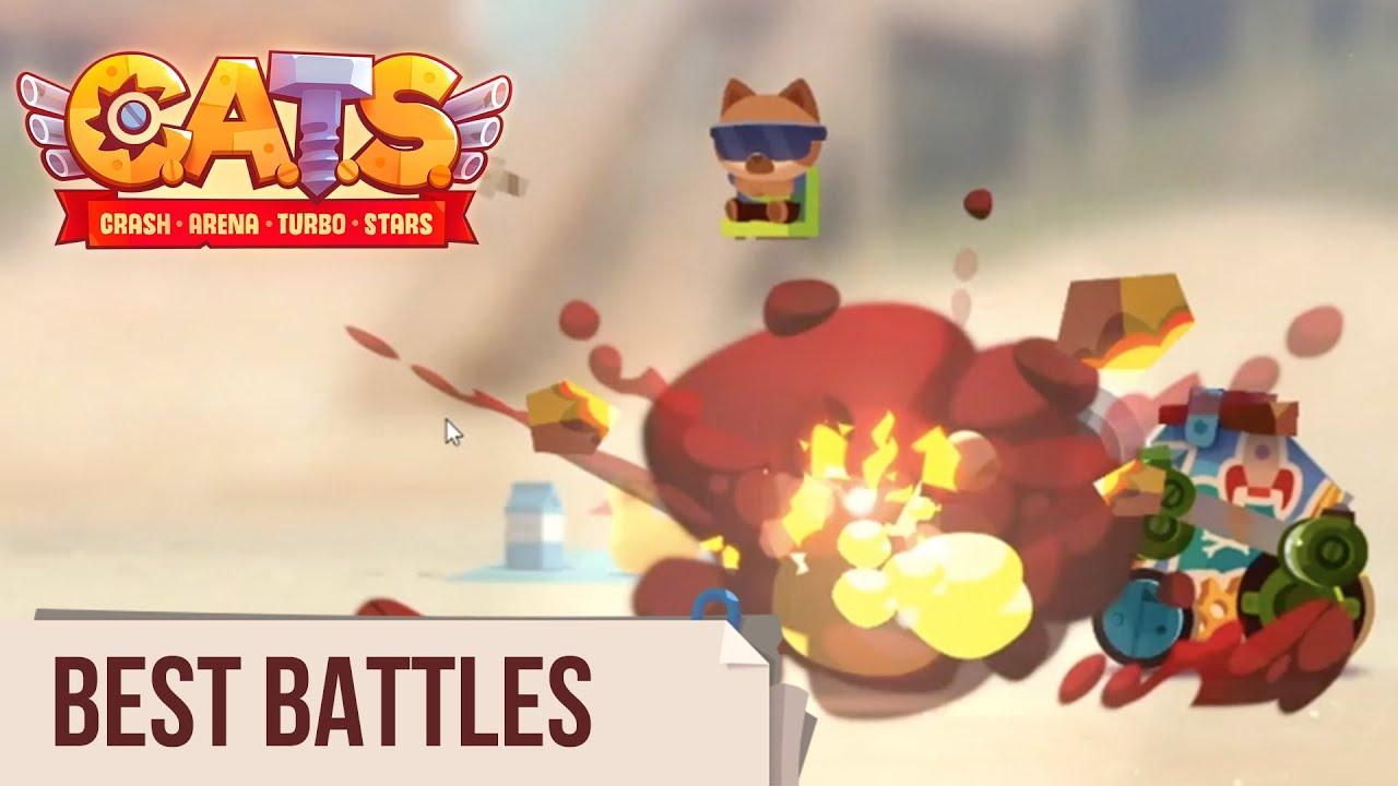 C.A.T.S. — Best Battles #202