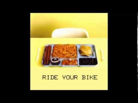Coat Rack-Ride Your Bike