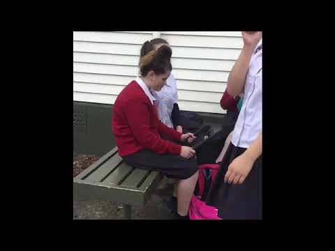 asking randoms what they like about HOROWHENUA college