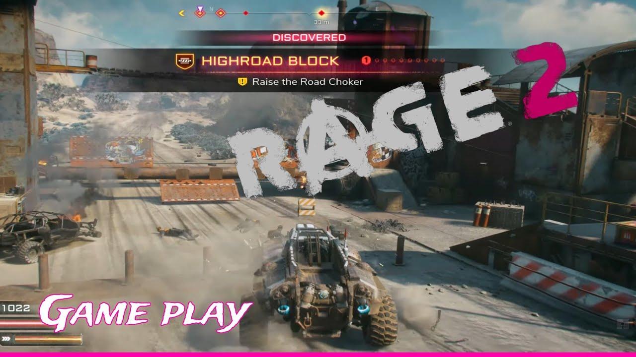 Rage Spiel