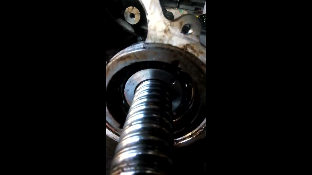 How To Disemble 2010 F 150 Electric Steering