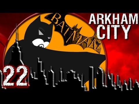 Batman: Arkham City W/ Danz - Pt 22 FREEZE