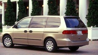 #2970. Honda Odyssey 1999 (очень классно)