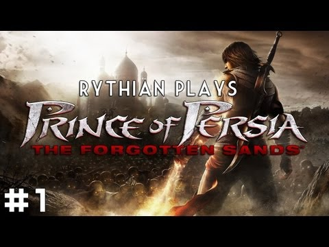Rythian Plays Prince of Persia: The Forgotten Sands #1 - Chasing Malik
