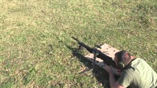 FN MAG-58 / M240 Belt-fed machine gun