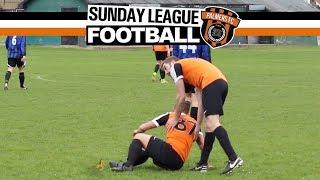 Sunday League Football - NO SLIP UPS