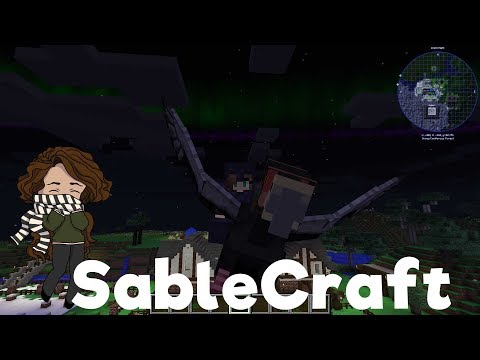 Flight of the Hippogriff | SableCraft Ep. 16 | Minecraft Let's Play