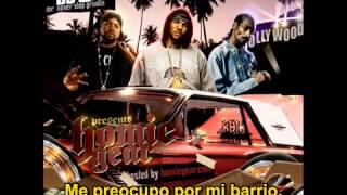 The Game - L.A.X. Files subtitulada Ft. Shorty
