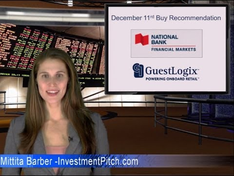 National Bank Financial Updates Coverage on GuestLogix Inc. TSX: GXI
