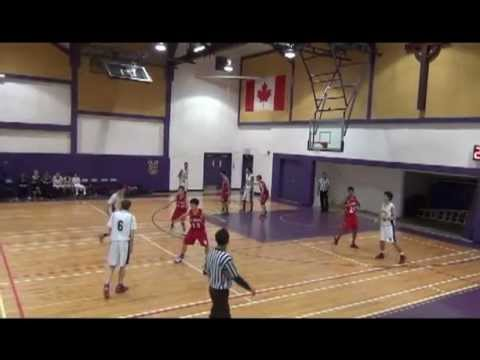 DEC 14 2012 Kitsilano-St GEORGE Gr9 Basketball