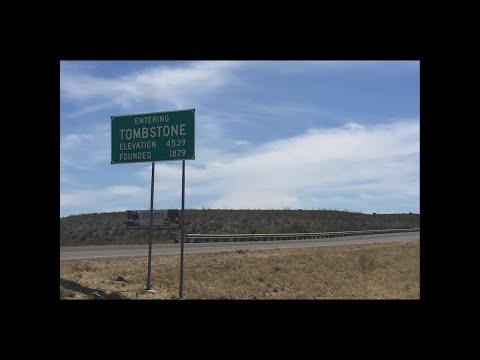Visiting Tombstone Arizona