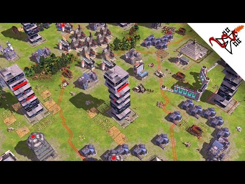 Empire Earth 2 - From STONE AGE to SPACE | Gameplay [1080p/HD]