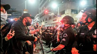 Curfews in place across 40 US cities as protests continue