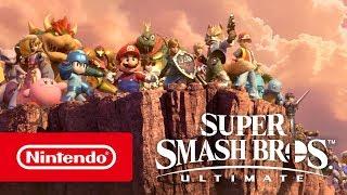 Super Smash Bros. Ultimate – Review Trailer (Nintendo Switch) thumbnail