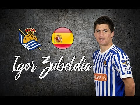 Igor Zubeldia ● Skills , Defensive Skills , Tackles ●│2018 - 2019│►HD