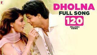 Download Dholna - Full Song | Dil To Pagal Hai | Shah Rukh Khan | Madhuri | Lata Mangeshkar | Udit Narayan Mp3 and Videos