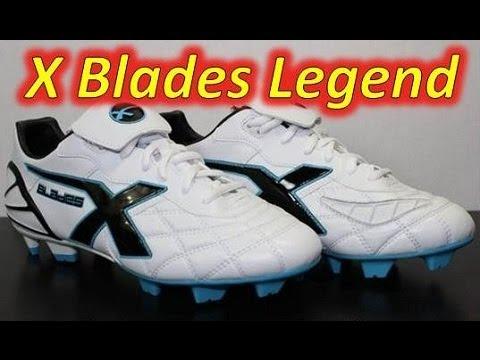 f95bd093191b X Blades Legend Elite White Blue Black - UNBOXING - YouTube