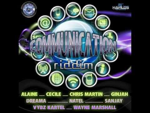COMMUNICATIONS RIDDIM MIXXX (FULL) BY DJ-M.o.M VYBZ KARTEL, ALAINE, CECILE, WAYNE MARSHALL and more