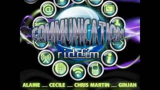 COMMUNICATIONS RIDDIM MIXXX (FULL) BY DJ-M.o.M VYBZ KARTEL, ALAINE, CECILE, WAYNE MARSHALL and more