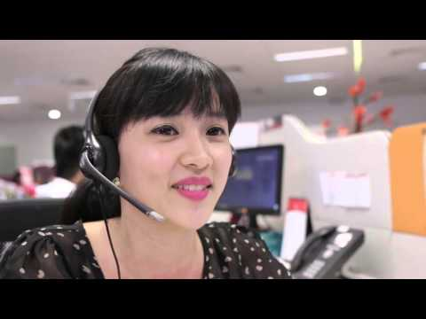A day in the life of a DBS Customer Service Officer
