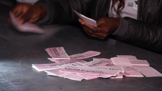 General election in Lesotho  Vote counting underway for third government in five years