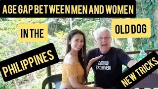 Age Gap Between Men and Women in the Philippines, ,Dating in the Philippines  Old Dog New Tricks