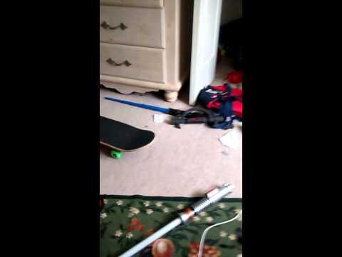 A tornado flew around my ROOM!!!!!