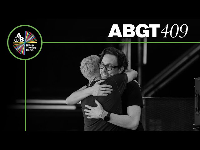 Group Therapy 409 with Above & Beyond and A.M.R