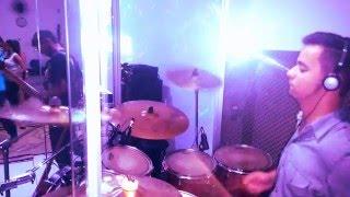 Eu Sou Livre - David Quinlan - DUDU   (Drum Cam)
