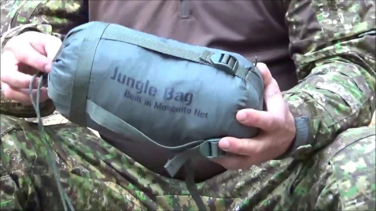 Bestbewerteter Rabatt Neues Produkt mäßiger Preis Schlafsack Snugpak Jungle Bag oliv