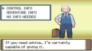 Pokemon Platinum Blind Nuzlocke Part 1: Professor Rowan is Classy