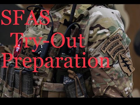 Special Forces | Training Preperation