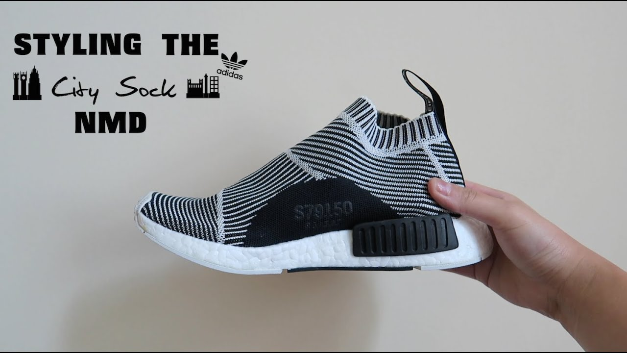 stile adidas città sock nmd solo souled su youtube