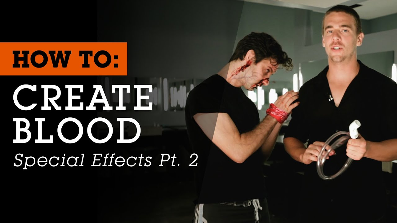how to create special effects in videos