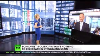 Spanish Recovery: Reality or Illusion? (Venture Capital E13)