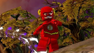 LEGO BATMAN 3 - The Flash FREE ROAM GAMEPLAY(, 2014-12-17T20:00:11.000Z)