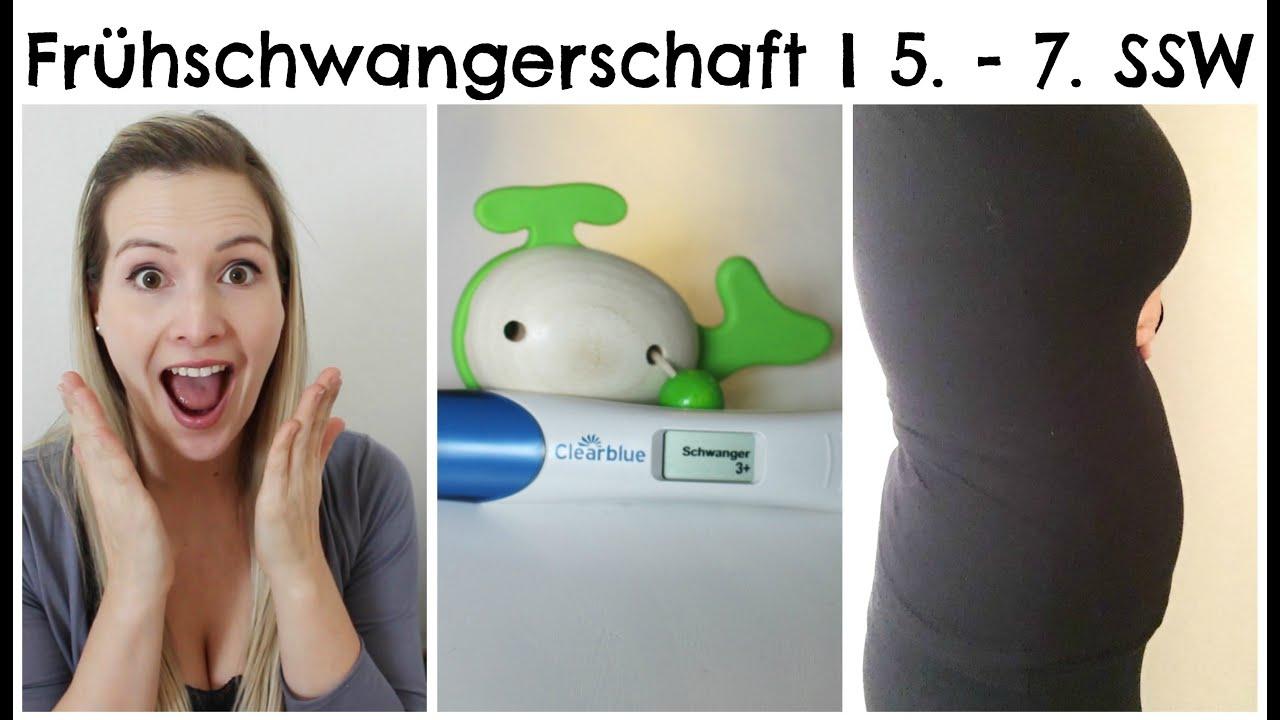 Babybauch 7 Ssw