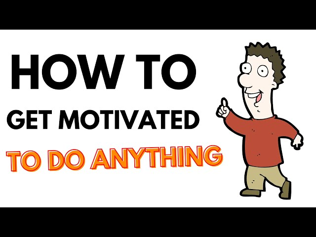 3 LIFE HACKS That Will Motivate You To Do ANYTHING