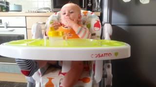 baby led weaning blw about 12 months old