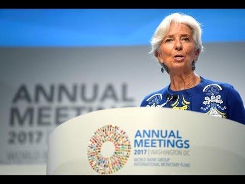 IMF and World Bank say Ukraine corruption f ight is threatened