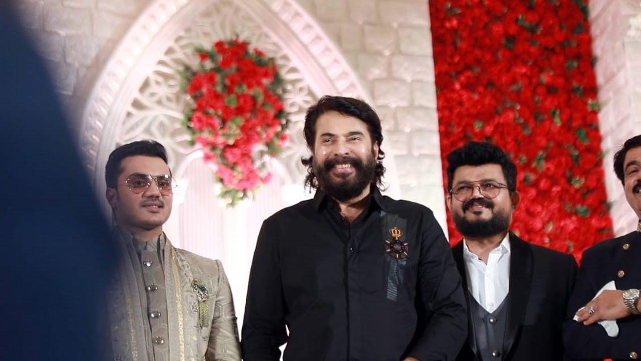Download Nadirsha's Daughter Wedding Reception Full Video | Celebrities at Nadirsha's Daughter Marriage