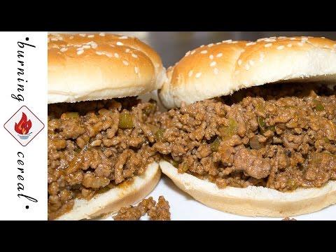 Sloppy Joes (Loose Meat Sandwich) - RECIPE