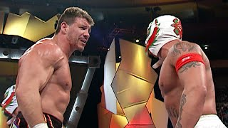 Rey Mysterio & Eddie Guerrero vs. MNM - WWE Tag Team Championship Match: SmackDown, April 21, 2005