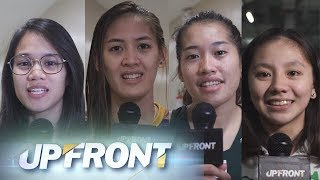 UPFRONT: UAAP 80 Final Four's Standout Players giver their Upfront answers on UAAP ASK