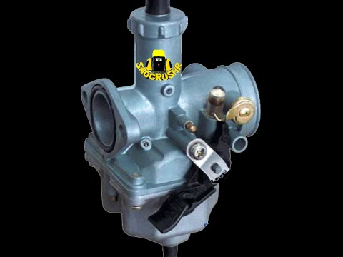 Honda Motorcycle Carburetor Cleaning #DIY