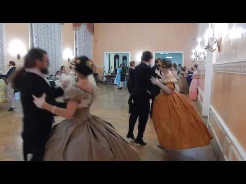 Romany Polka at a Moscow Ball