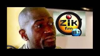 Revue de Presse Fabrice Nguema du 24 Avril 2019 Fr Zik Fm